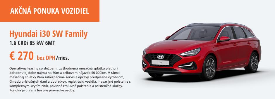 Hyundai i30 SW Akcna ponuka