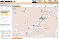 Sixt Monitor trasa