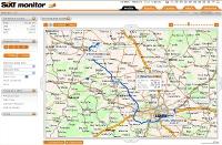 Sixt Monitor mapa