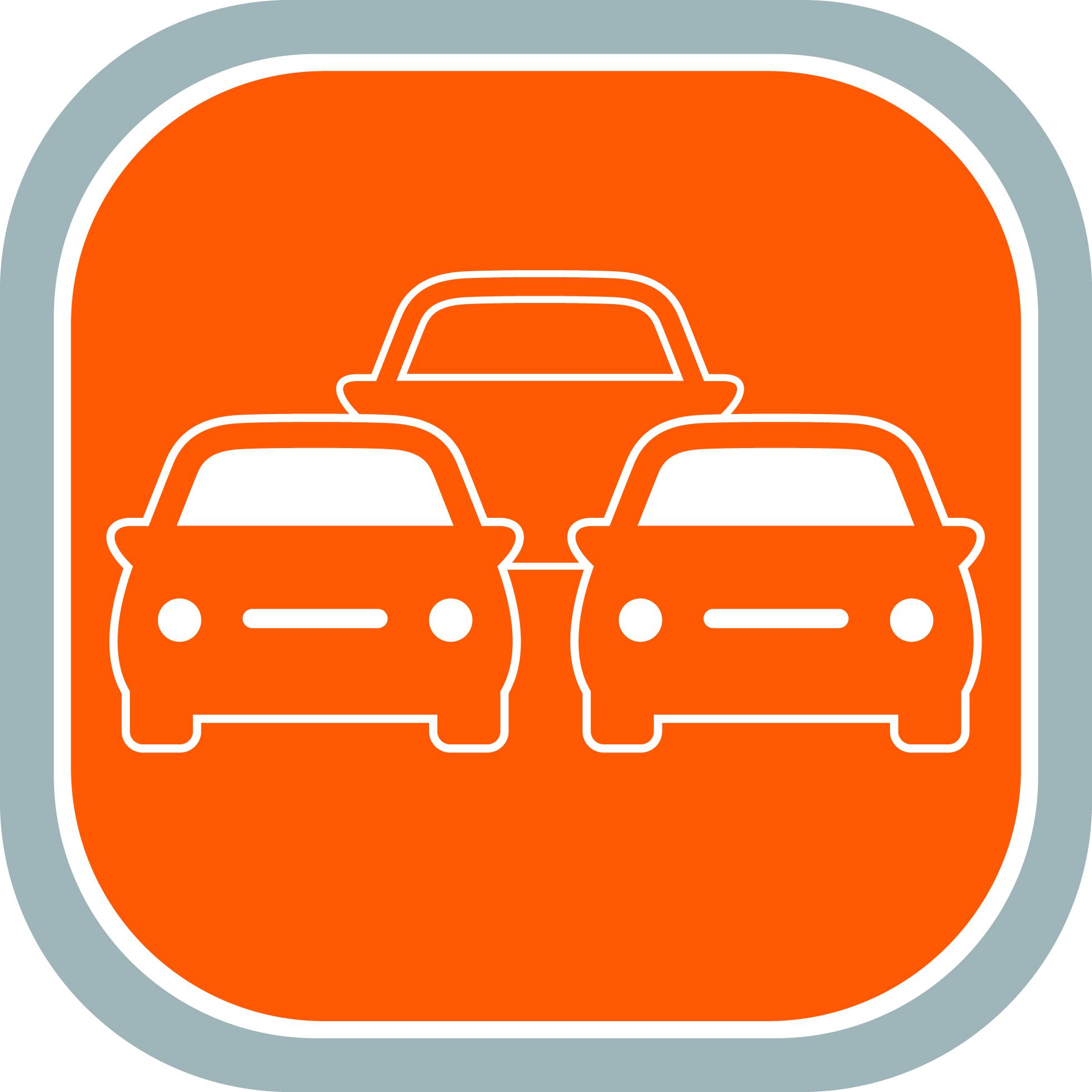 Náhradné vozidlo logo