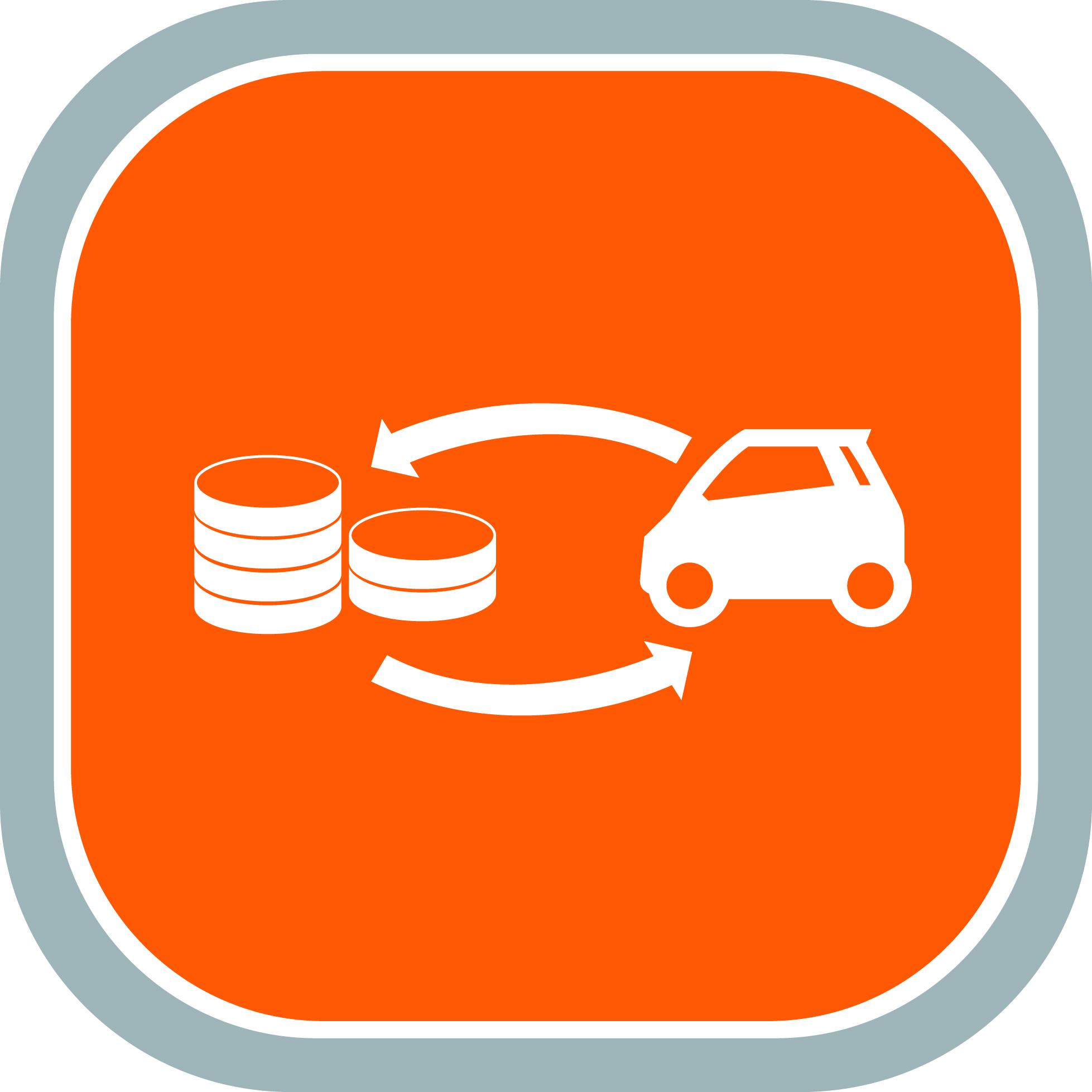 Optimalizácia nákladov logo