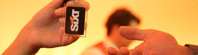 Produkty a služby operatívneho leasingu Sixt